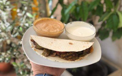 Vegan Fajita