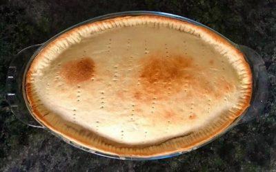 Vegan Curried Pie