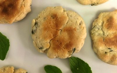Vegan Cheese Cookies